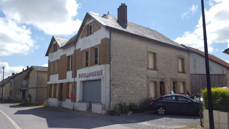 Vente 08 secteur novion porcien immeuble avec maison t7 for Restaurant le jardin 02190 neufchatel sur aisne